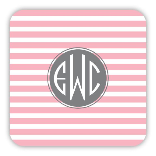 Cabana 2 Personalized Paper Drink Coasters (125)