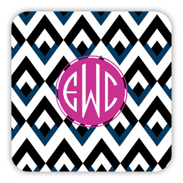 Remi Personalized Paper Drink Coasters (125)