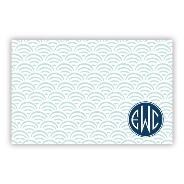 Ella Personalized Disposable Placemat Pad (25 sheets)