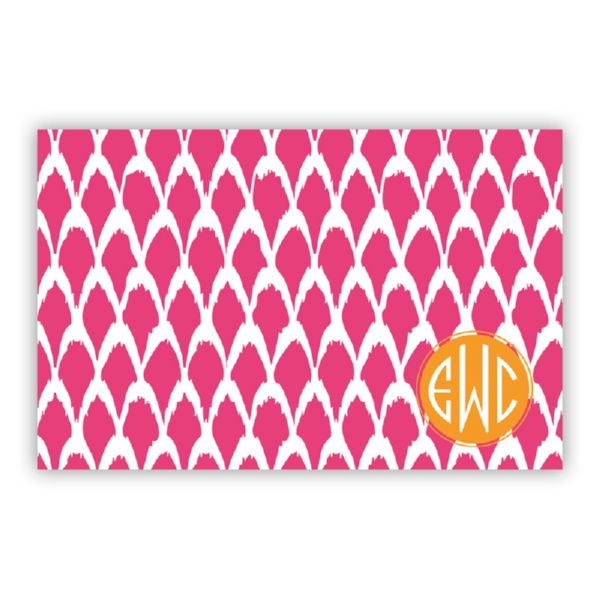 Northfork Personalized Disposable Placemat Pad (25 sheets)