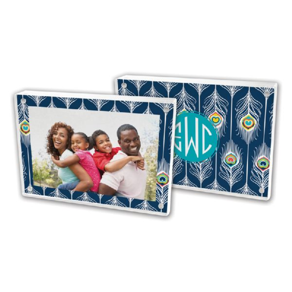 Argus Personalized 5x7 Picture Frame (Lucite)