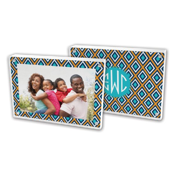 Lantern Personalized 5x7 Picture Frame (Lucite)