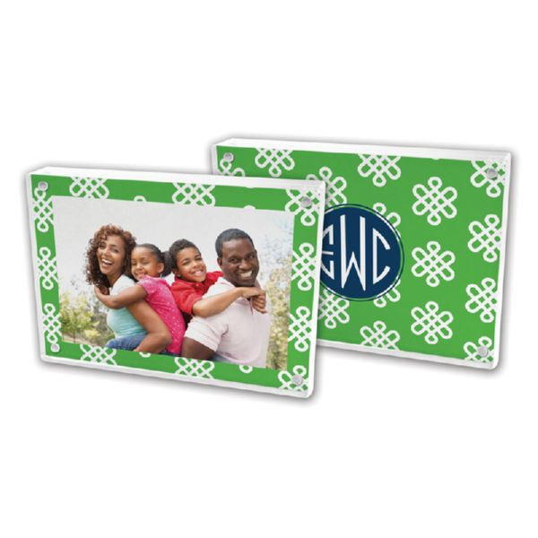 Clementine Personalized 5x7 Picture Frame (Lucite)