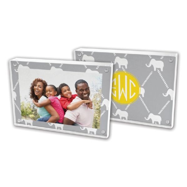 Dumbo Personalized 5x7 Picture Frame (Lucite)