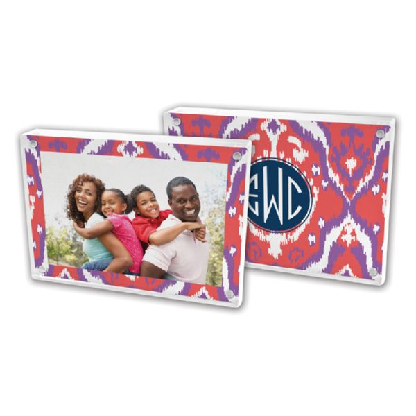 Elsie Personalized 5x7 Picture Frame (Lucite)