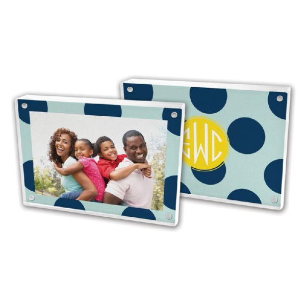 Jane Personalized 5x7 Picture Frame (Lucite)