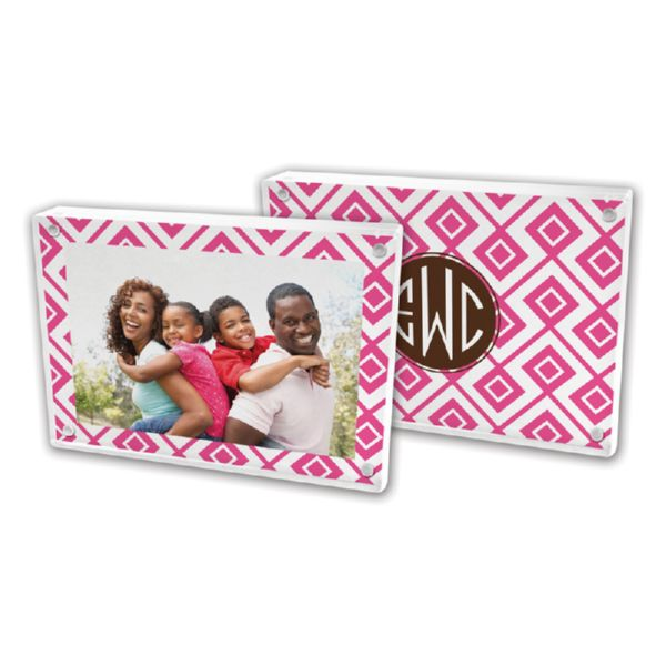 Lucy Personalized 5x7 Picture Frame (Lucite)