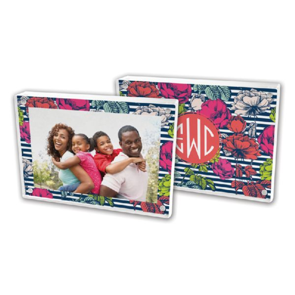 Millie Personalized 5x7 Picture Frame (Lucite)