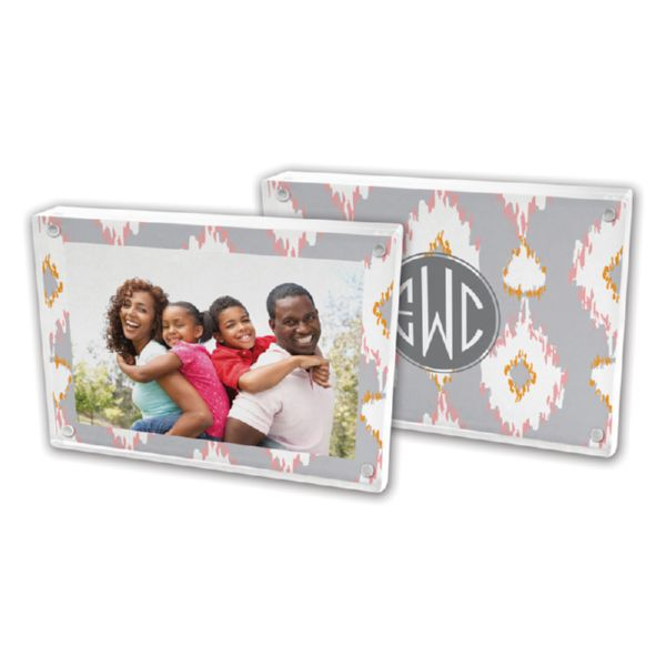 Mirage Personalized 5x7 Picture Frame (Lucite)