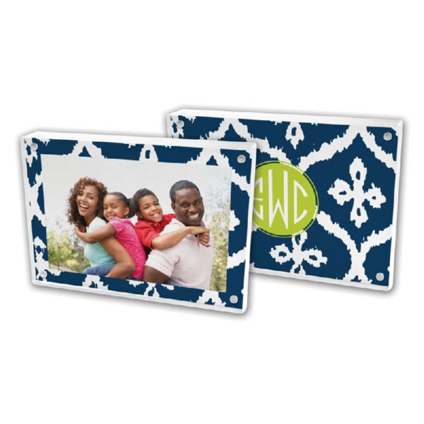 Montauk Personalized 5x7 Picture Frame (Lucite)