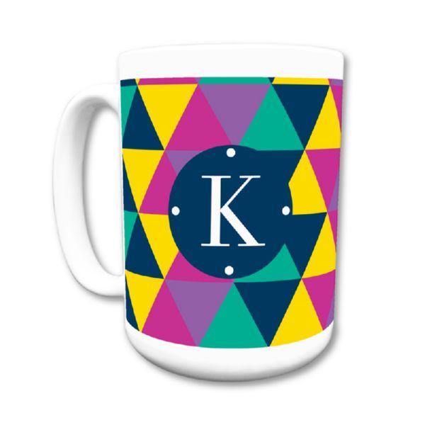Acute Personalized Coffee Mug 15oz