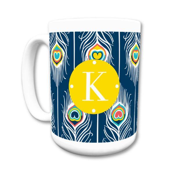 Argus Personalized Coffee Mug 15oz