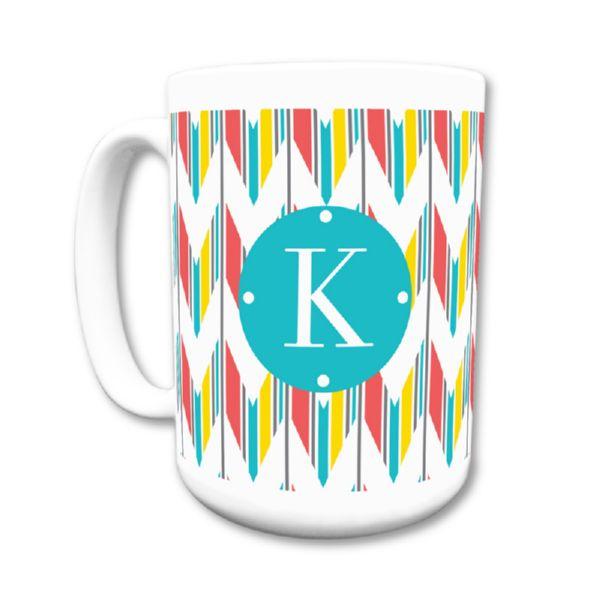 Arrowhead Personalized Coffee Mug 15oz