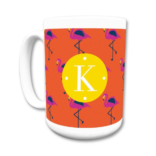 Hadley Personalized Coffee Mug 15oz