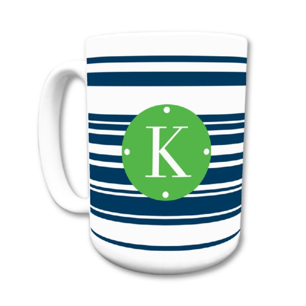 Block Island Personalized Coffee Mug 15oz