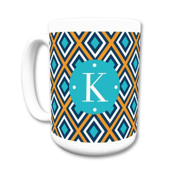 Lantern Personalized Coffee Mug 15oz
