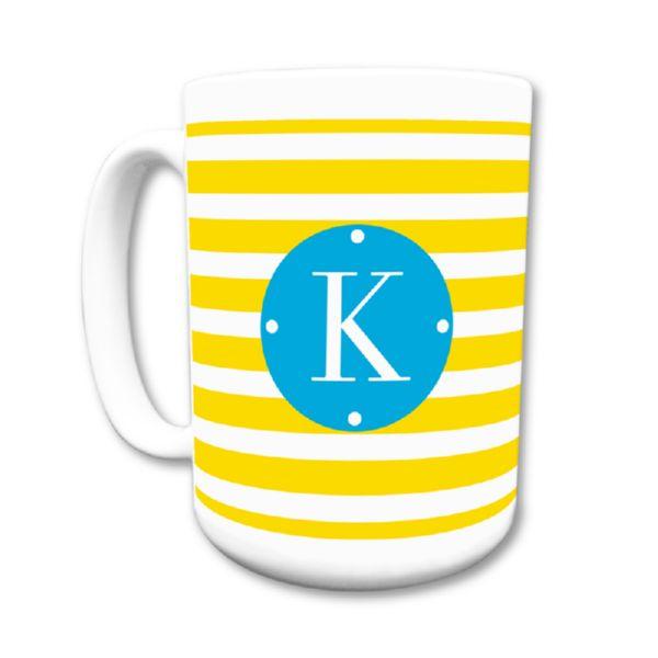 Cabana Personalized Coffee Mug 15oz