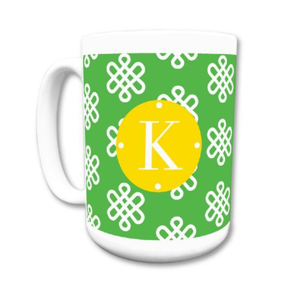 Clementine Personalized Coffee Mug 15oz
