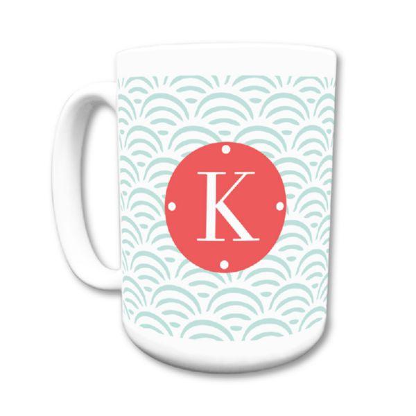 Ella Personalized Coffee Mug 15oz