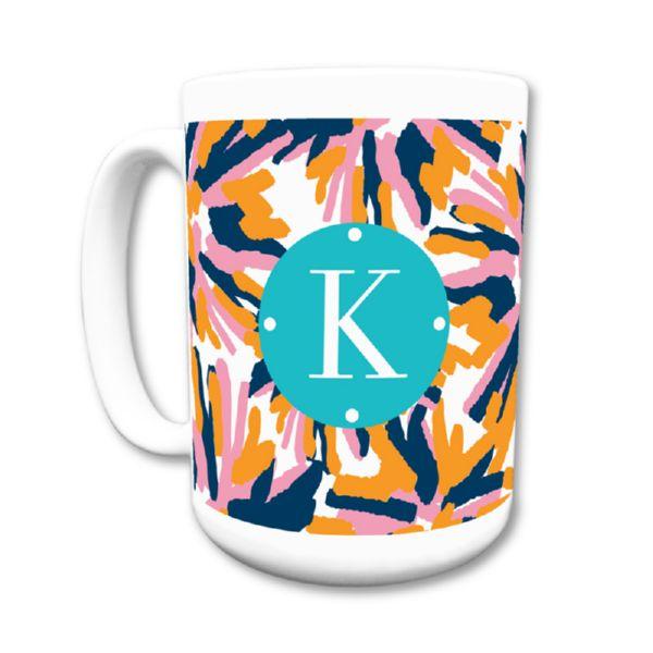 Fireworks Personalized Coffee Mug 15oz