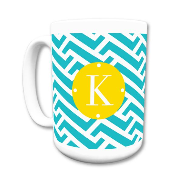 Grasshopper Personalized Coffee Mug 15oz