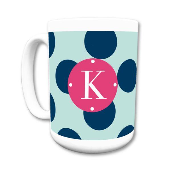 Jane Personalized Coffee Mug 15oz