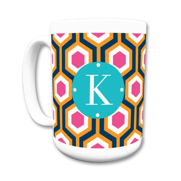 London Calling Personalized Coffee Mug 15oz