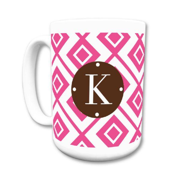 Lucy Personalized Coffee Mug 15oz