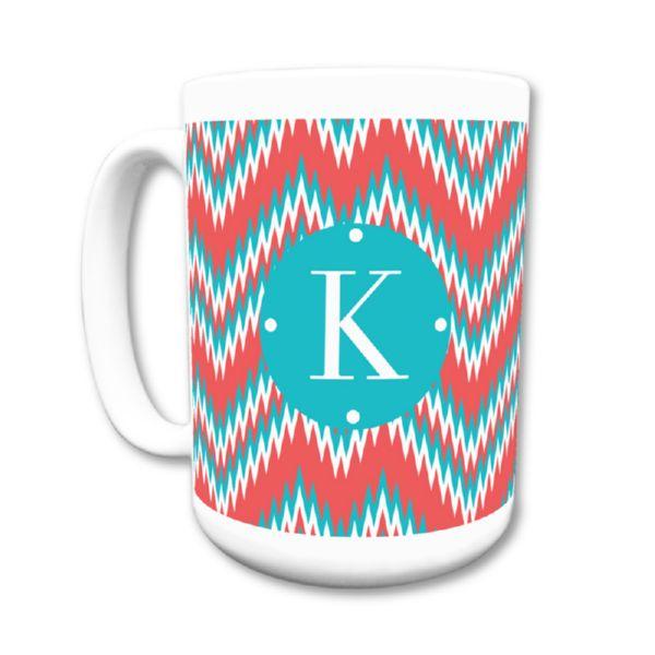 Mission Fabulous Personalized Coffee Mug 15oz