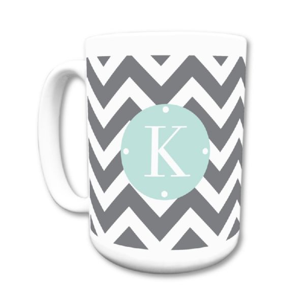 Ollie Personalized Coffee Mug 15oz