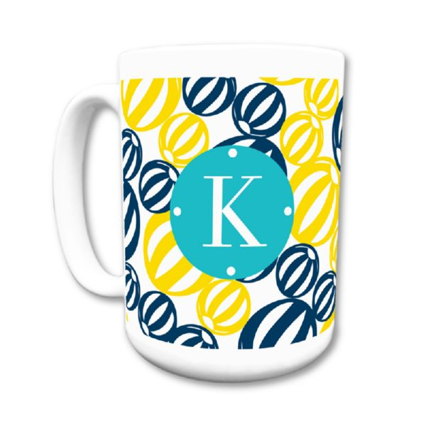 Palm Springs Personalized Coffee Mug 15oz
