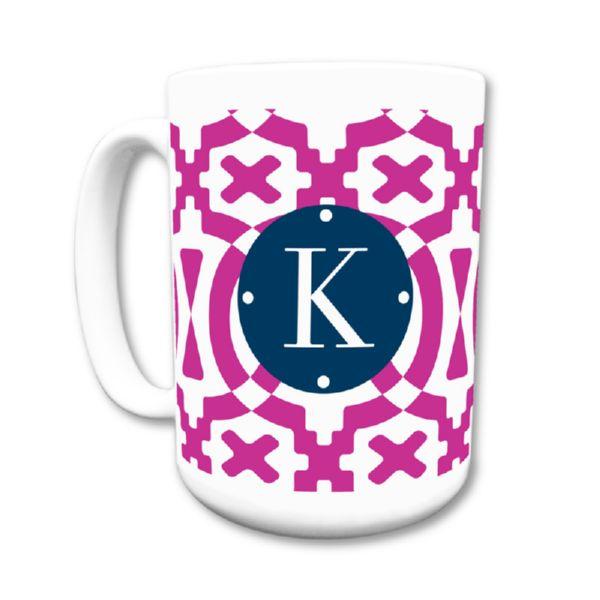 Poppy Personalized Coffee Mug 15oz