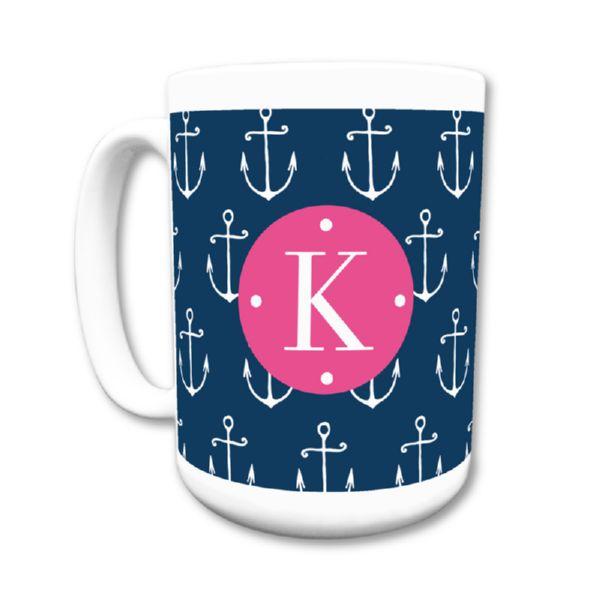 Salty Personalized Coffee Mug 15oz