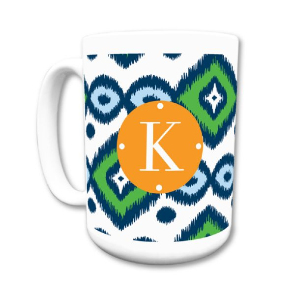 Sunset Beach Personalized Coffee Mug 15oz