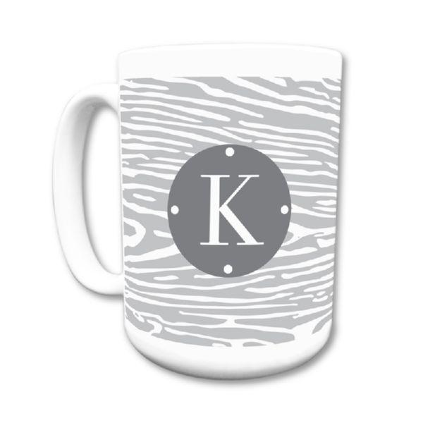 Varnish Personalized Coffee Mug 15oz