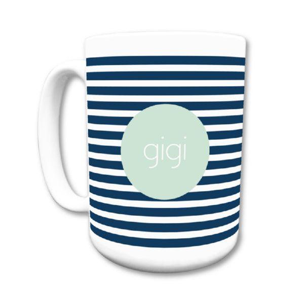 Cabana 3 Personalized Coffee Mug 15oz
