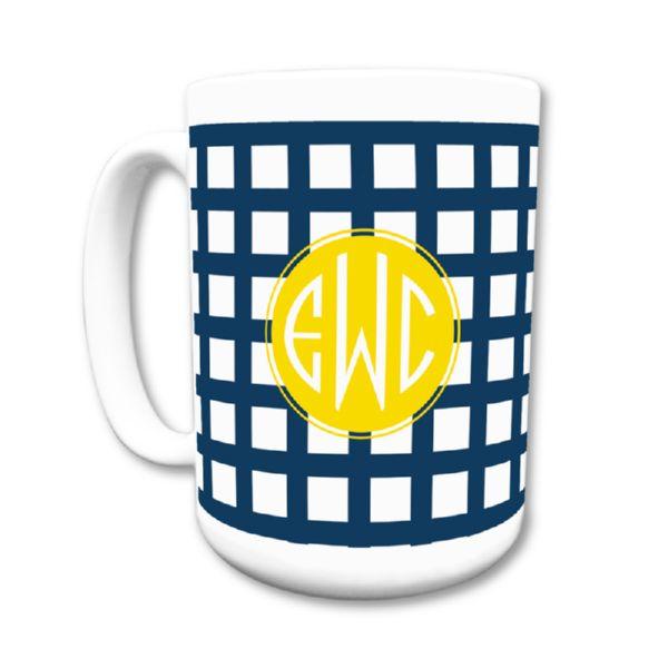 Checks & Balances Personalized Coffee Mug 15oz