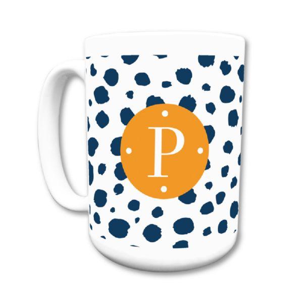 Cheetah Personalized Coffee Mug 15oz