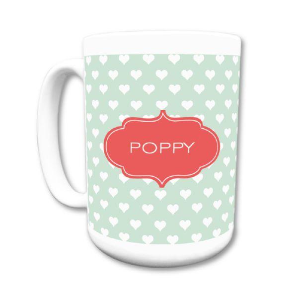 Minnie Personalized Coffee Mug 15oz
