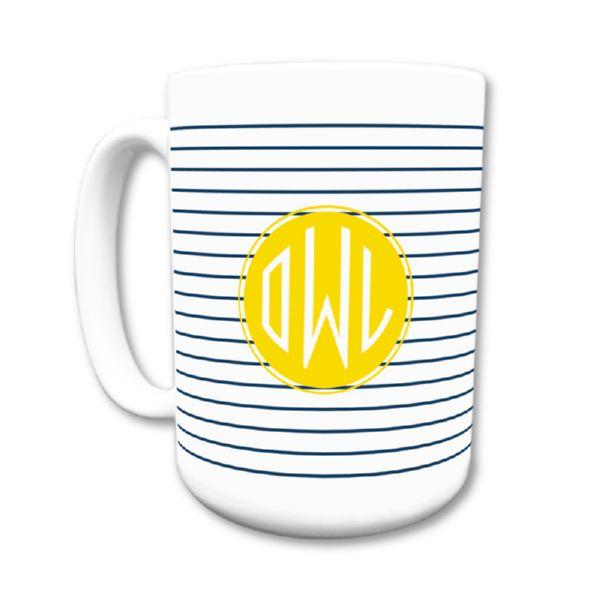 Pinny Personalized Coffee Mug 15oz