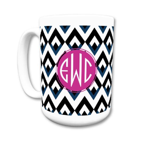 Remi Personalized Coffee Mug 15oz