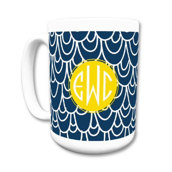 Top Deck Personalized Coffee Mug 15oz