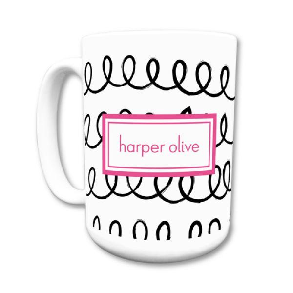 Weeeee Personalized Coffee Mug 15oz