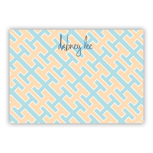 Acapulco Personalized Desk Pad, 150 sheets