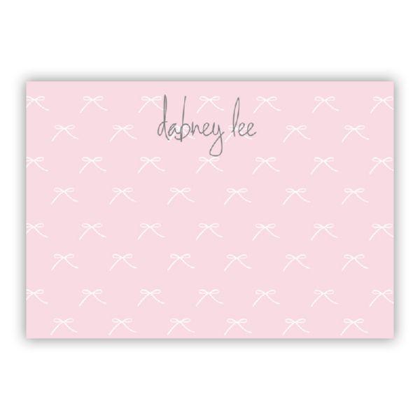 Chloe Personalized Desk Pad, 150 sheets