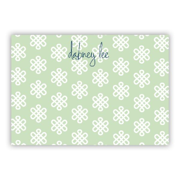 Clementine Personalized Desk Pad, 150 sheets