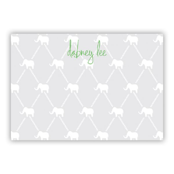 Dumbo Personalized Desk Pad, 150 sheets