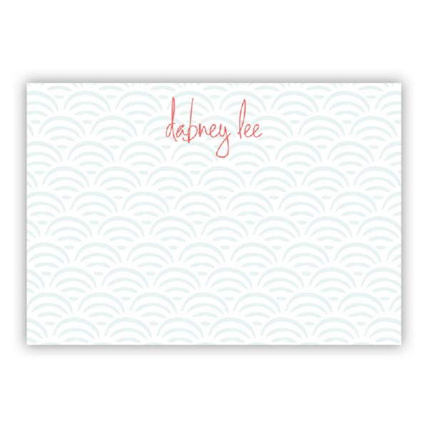 Ella Personalized Desk Pad, 150 sheets