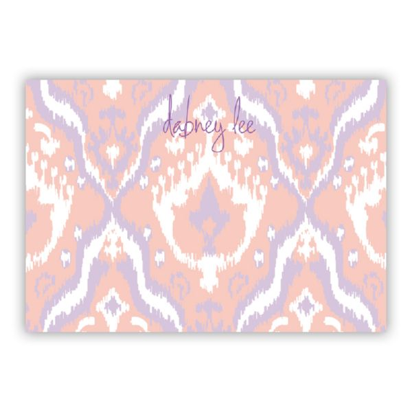 Elsie Personalized Desk Pad, 150 sheets
