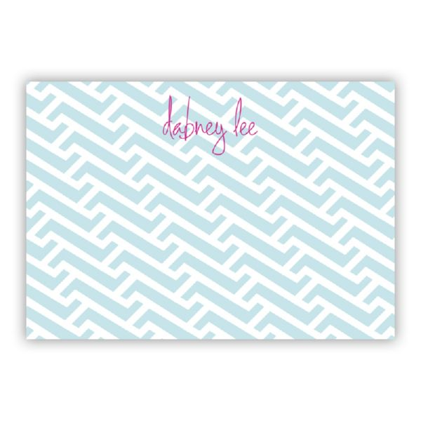 Grasshopper Personalized Desk Pad, 150 sheets